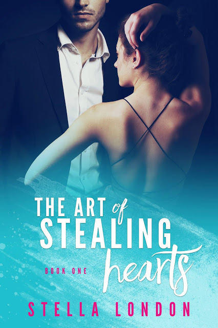 Book 1 Cover - The Art of Stealing Hearts